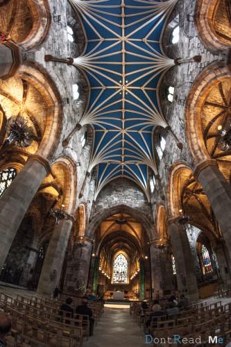 cattedrale edimburgo