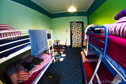 caledonian hostel edimburgo