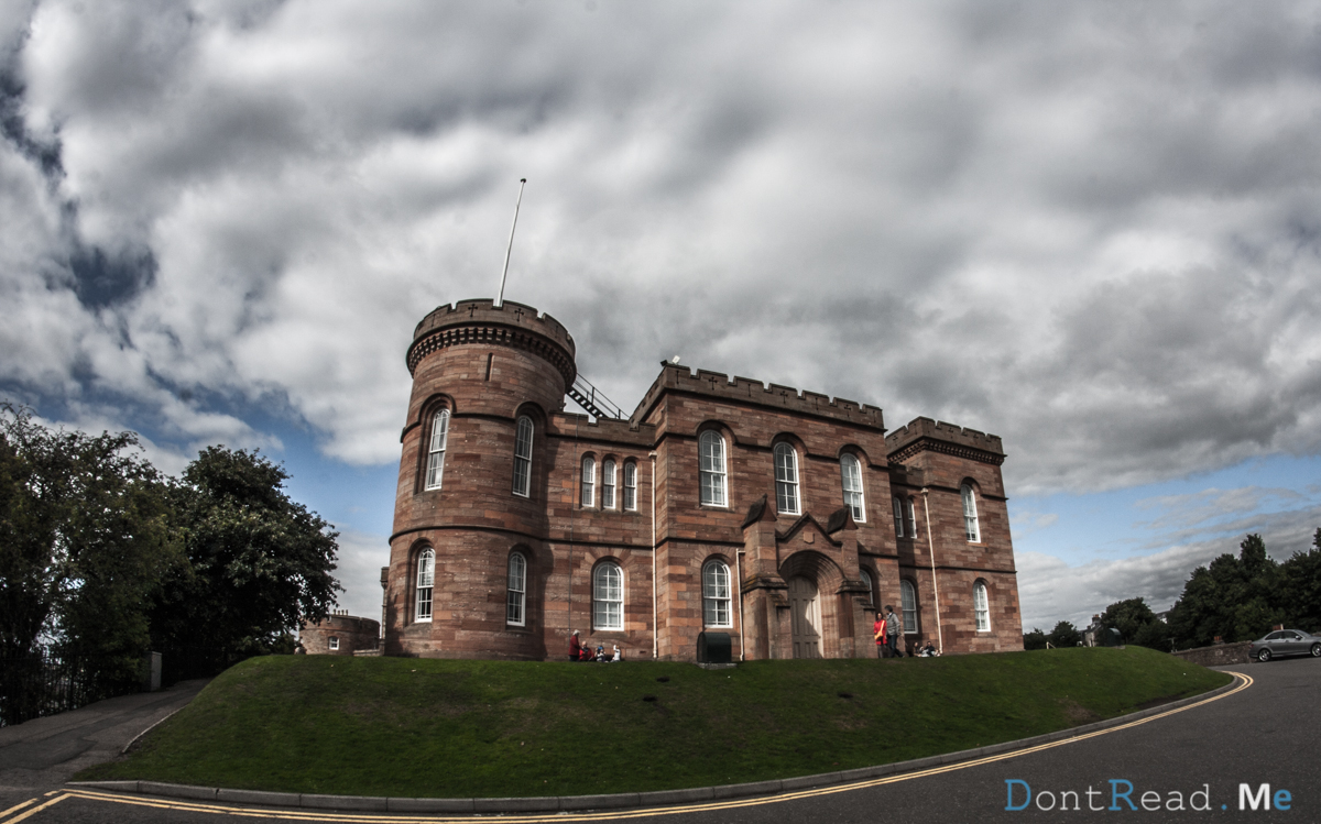 castello inverness