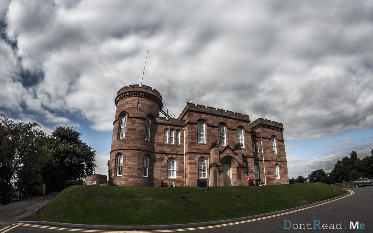 castello inverness