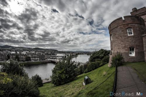 castello inverness diario di viaggio scozia