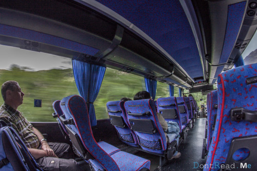 bus to portree