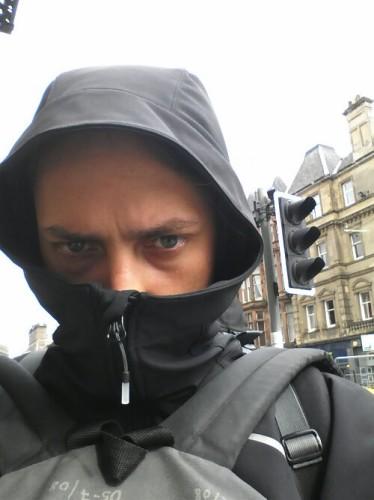 outfit ninja edimburgo